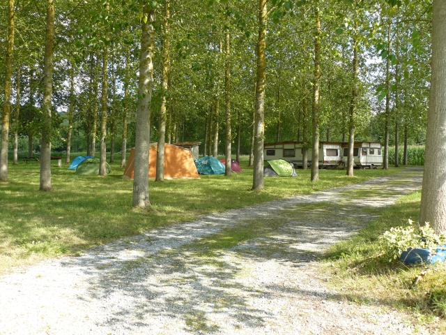Camping du moulin bellegarde