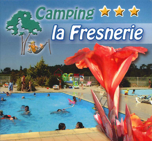 Camping la fresnerie